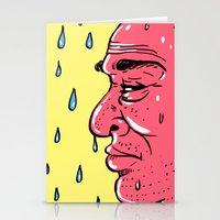 Sweaty Stationery Cards