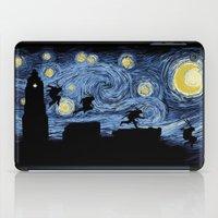 Starry Fight iPad Case