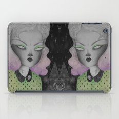 Ghoul From Outer Space iPad Case