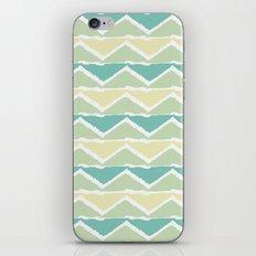 ocean triangles iPhone & iPod Skin