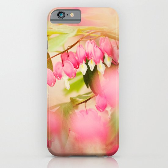 Bleeding Hearts iPhone & iPod Case