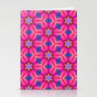 Kaleidoscope Floral Stationery Cards