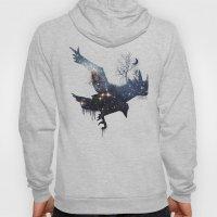 Space Raven Hoody