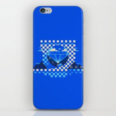 Chaos Emerald iPhone & iPod Skin