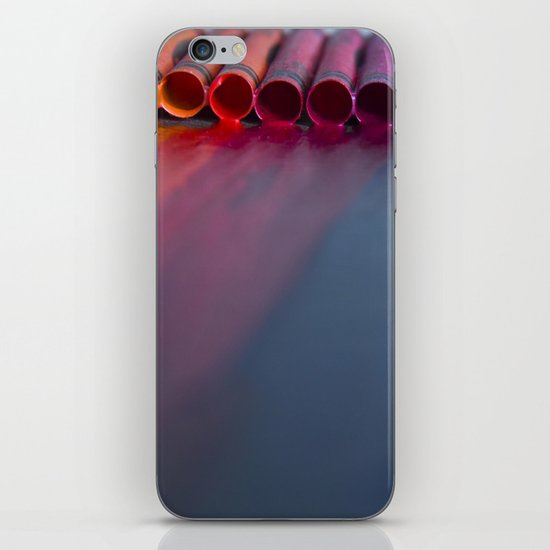Crayons: Just Melted iPhone & iPod Skin