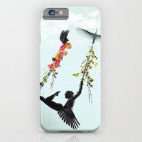 iPhone & iPod Case featuring Voladora by Amalia Pereira