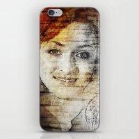 Auburn iPhone & iPod Skin