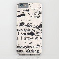 Micro iPhone 6 Slim Case