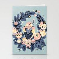 Sweetie Bird Stationery Cards