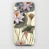 Boho Summer Floral 3 Pattern iPhone 6 Slim Case