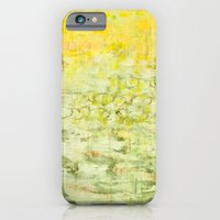 yellow greens iPhone 6 Slim Case