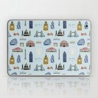 All Of London's Landmark… Laptop & iPad Skin