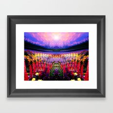 Energy Framed Art Print