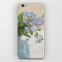 Will you remember me? iPhone & iPod Skin