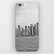 I Left My Heart in New York City iPhone & iPod Skin