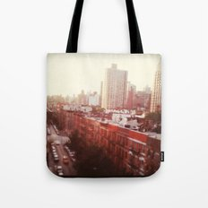 The Upper East Side (An Instagram Series) Tote Bag