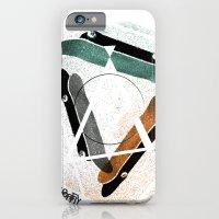 Skatestriangles iPhone 6 Slim Case