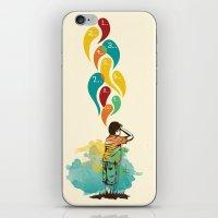 Hide & Seek Part 1 iPhone & iPod Skin