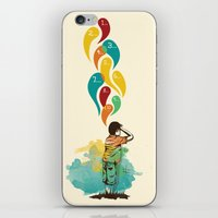 Hide & Seek Part 1 iPhone & iPod Skin