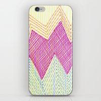 SummerJazz iPhone & iPod Skin