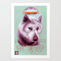 By-Tor Art Print