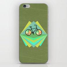 wanna ride my bicycle iPhone & iPod Skin