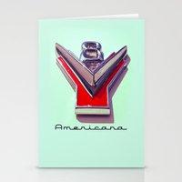 V8 Stationery Cards