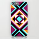 Quilt Pattern iPhone & iPod Case