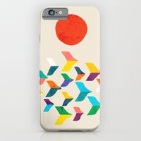 Great Bird Migration iPhone 6 Slim Case