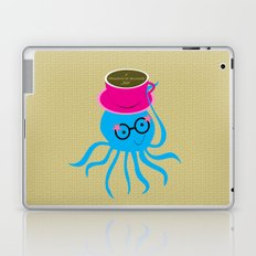 Hipster Octopus 2016 Laptop & iPad Skin