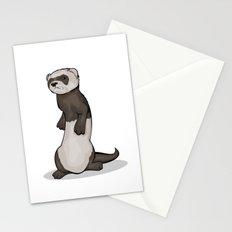Wild Ferret Stationery Cards