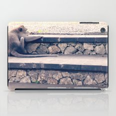 HOME SWEET HOME SERIES - MONKEY iPad Case