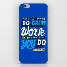 RIP Steve Jobs iPhone & iPod Skin