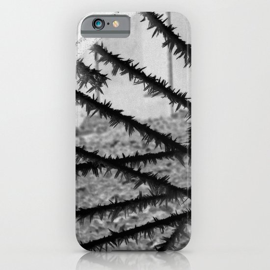 Winter spoke its intentions... iPhone & iPod Case