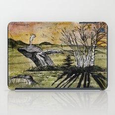 Breaching Whale  iPad Case