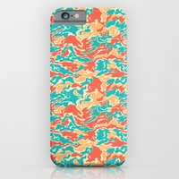 Hipster Camo iPhone 6 Slim Case