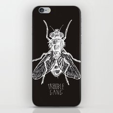 TROUBLE RIPPER / TROUBLE FLY iPhone & iPod Skin