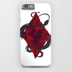 Scarlet Crystal iPhone 6s Slim Case