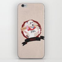 Harley Quinn, Suicide Sq… iPhone & iPod Skin