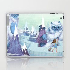 The Monstrous Mountains Laptop & iPad Skin
