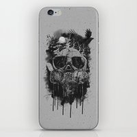 Suffocate iPhone & iPod Skin