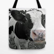 Something kinda moo Tote Bag