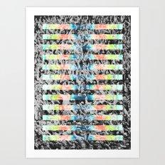 STATIGRAPH Art Print