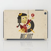 Mozart - Stereophonic Sound   iPad Case