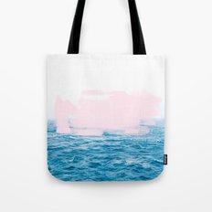 Ocean + Pink #society6 #decor #buyart Tote Bag