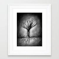 Untitled (Wraith) Framed Art Print
