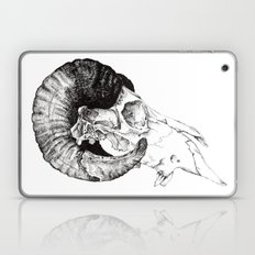 Skull study Laptop & iPad Skin