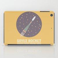 Soyuz iPad Case