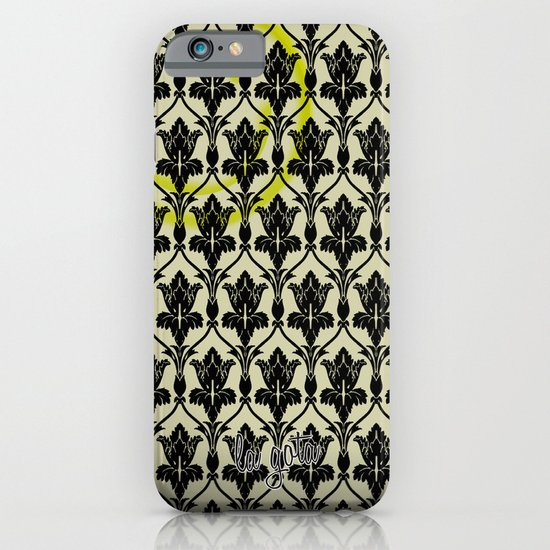 Sherlock iphone to : ktqb  iPhone & iPod Case
