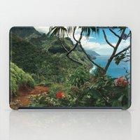 Kalalau Kauai iPad Case